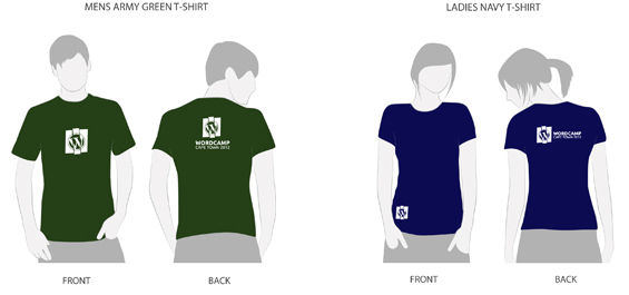WordCamp 2012 T shirt Designs Feedback Required