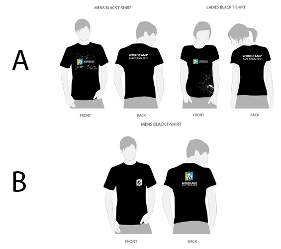 WordCamp 2012 T-shirt designs – Feedback required | WordCamp ...