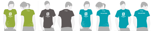 WCCT all t-shirts 2012