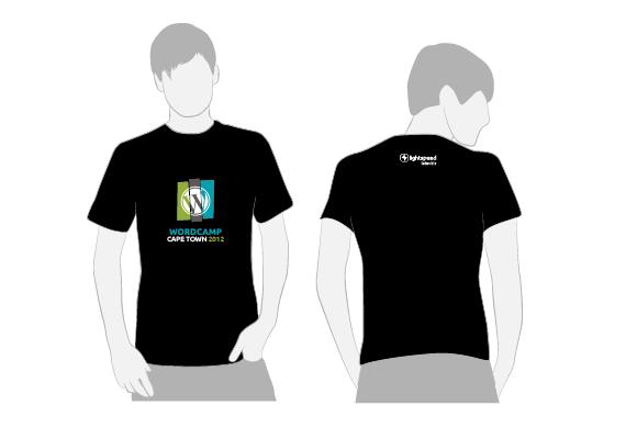 WCCT speaker t-shirt 2012