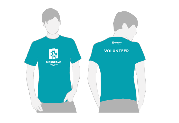 WCCT male attendees' t-shirt 2012